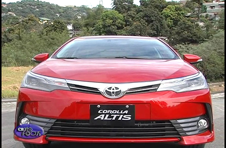 Production Models Toyota Corolla Altis 2017 Review Auto Focus