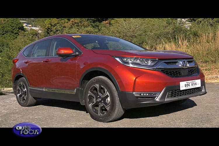 Production Models Honda Cr V Turbo Diesel 2018 Review Auto Focus