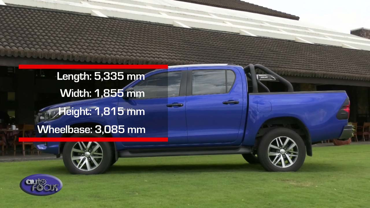 Production Models Toyota Hilux Conquest 2 8l Diesel Review Auto Focus