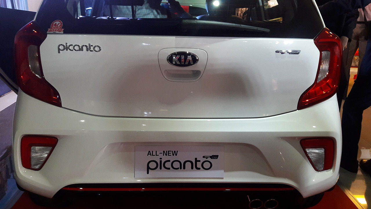Industry News Kia Motors Philippines Launches The All New Picanto