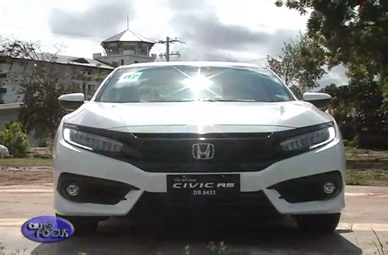 Production models 2016 honda civic 1 5 rs turbo review for Different honda civic models