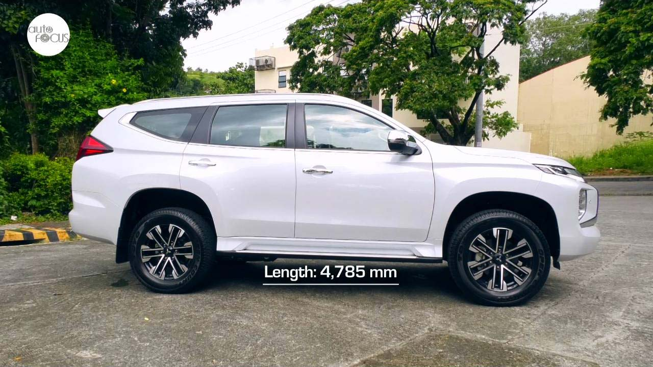 Production Models 2020 Mitsubishi Montero Sport Gt 4x4 At Auto Focus